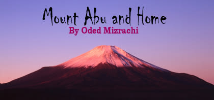 Mount Abu and Home