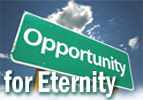 Opportunity for Eternity