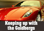 Keeping up with the Goldbergs