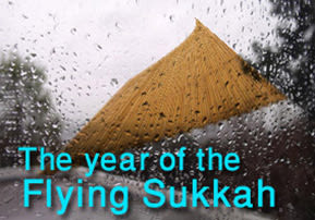 The Year of the Flying Sukkah