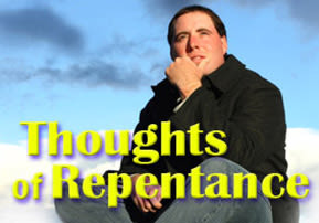 Thoughts of Repentance