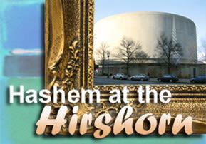 Hashem at the Hirshorn