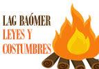 Lag BaÓmer - Leyes y Costumbres