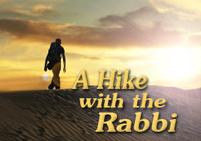 A Hike with the Rabbi