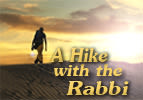 A Hike with the Rabbi