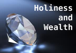 Likutei Halachot: Holiness and Wealth