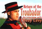 Return of the Troubador