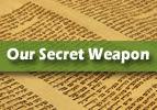 Our Secret Weapon