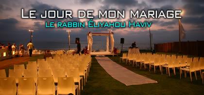 Le jour de mon mariage - Nasso