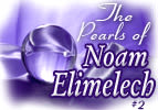 The Pearls of Noam Elimelech - Part 2