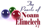 The Pearls of Noam Elimelech - Part 1