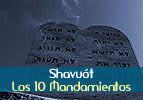 Shavuót - Los 10 Mandamientos