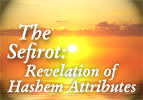Sefirot: Revelations of Hashem's Attributes