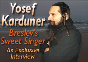 Breslev's Sweet Singer