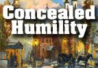 Concealed Humility-Menachem Mendel from Vitebsk