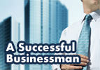 A Successful Businessman
