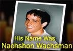 Nachshon Wachsman