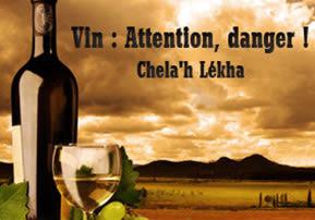 Vin : Attention, danger ! – Chela'h