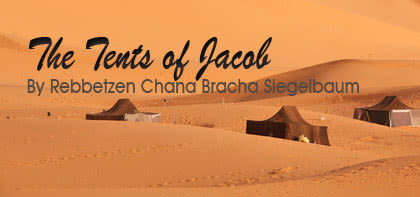 The Tents of Jacob