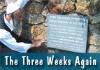 The Three Weeks Again