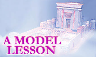 A Model Lesson