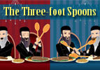 The Three-foot Spoons