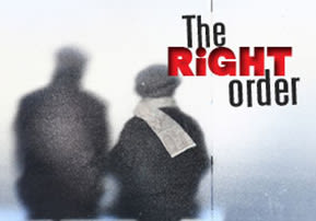Devarim: The Right Order