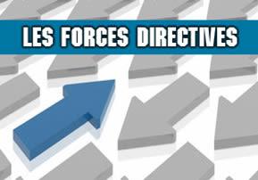 Les forces directives