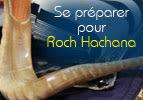 Se préparer pour Roch Hachana