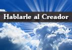 Hablarle al Creador