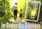 """NEU! 2. Auflage """"Im Garten des Glaubens"""""""