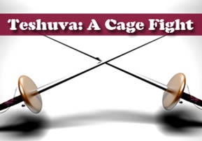 Teshuva: A Cage Fight