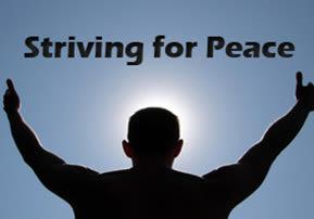 Shoftim: Striving for Peace
