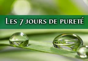 Les 7 jours de pureté