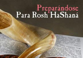 Rosh HaShaná - Preparándose