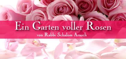 Ein Garten voller Rosen