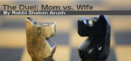 The Duel: Mom vs. Wife