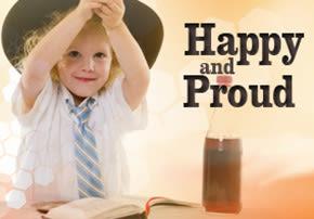 Happy and Proud