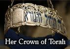 Her Crown of Torah - Simchat Torah