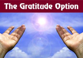 The Gratitude Option