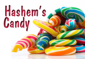 Hashem's Candy
