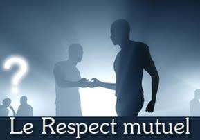 Respect mutuel
