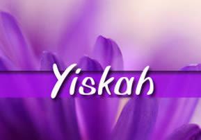 Noach: Yiskah