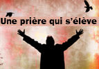 Une prière qui s'élève