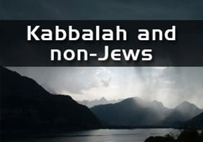 Kabbalah and non-Jews