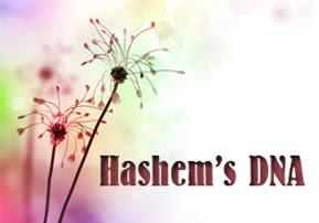 Vayishlach: Hashem's DNA