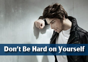Likutei Halachot: Don't Be Hard on Yourself