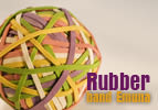 Rubber- band Emuna