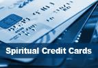 Spiritual Credit Cards
