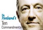 The Husband's Ten Commandments